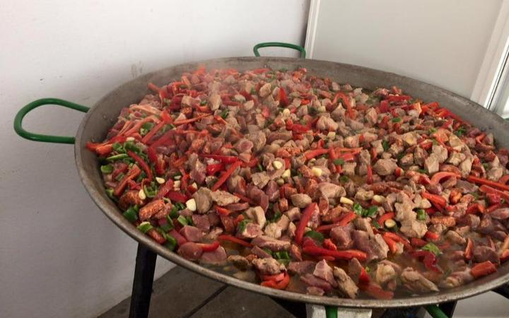 Arroces y Paellas Martín